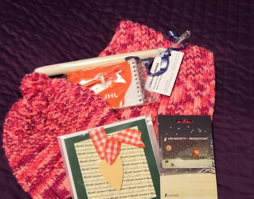 """Sirkka-Liisa """"Siku"""" Kähärän joulukalenteri tuottaa iloa"""
