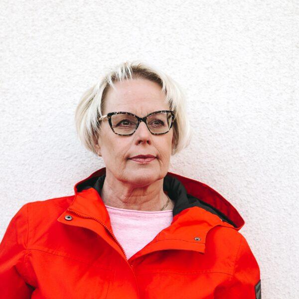"""Sirkka-Liisa """"Siku"""" Kähärä"""